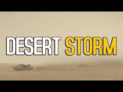 ShackTac - Arma 3: Desert Storm