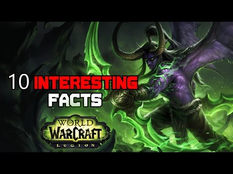 10 Interesting Lore Facts In World of Warcraft #2