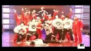Jabbawockeez and SuperCrew @ ABDC - We Are The Champions