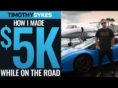 How I Made $5K While on the Road