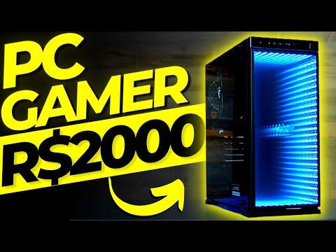 PC GAMER R$2000