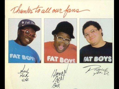 The Fat Boys-Human Beat Box