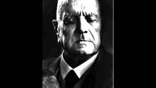 Jean Sibelius haastattelu 1948