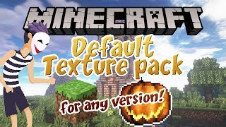 How to Get the Default Minecraft Resource Pack