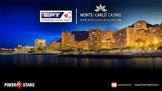 POKERSTARS & MONTE-CARLO©CASINO EPT Main Event, Day 4 (Cards-Up)