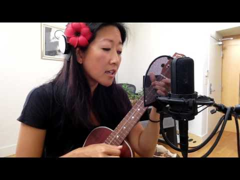 Day 42: Love is a Losing Game - Amy Winehouse ukulele cover // #100DaysofUkuleleSongs