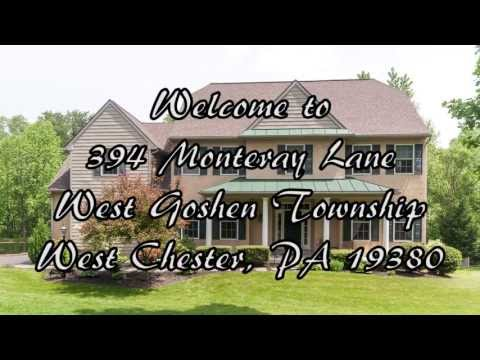 394 Monteray Lane, West Chester, PA 19380 - MLS 6223643