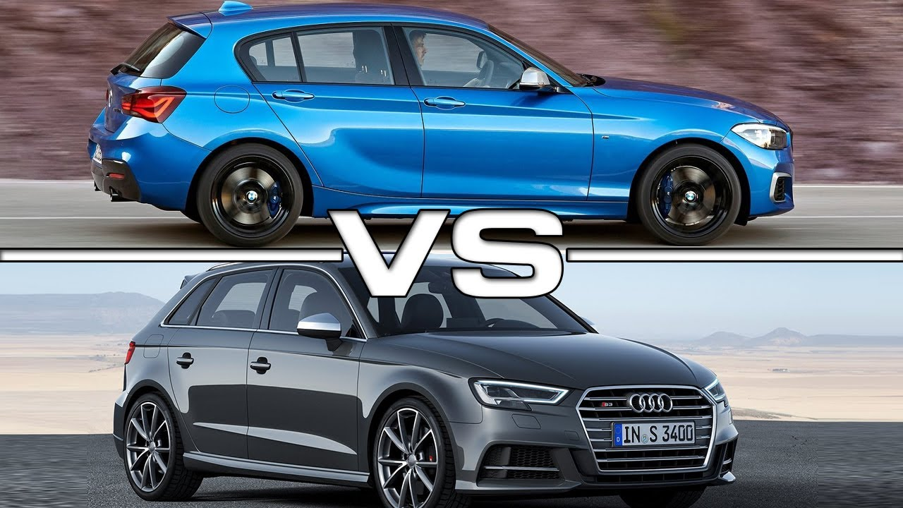 2018 bmw m140i vs 2017 audi s3 sportback youtube. Black Bedroom Furniture Sets. Home Design Ideas