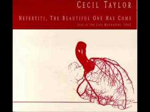 Cecil Taylor - D Trad, That's What