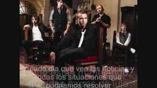 One Republic - Secrets subtitulada en español