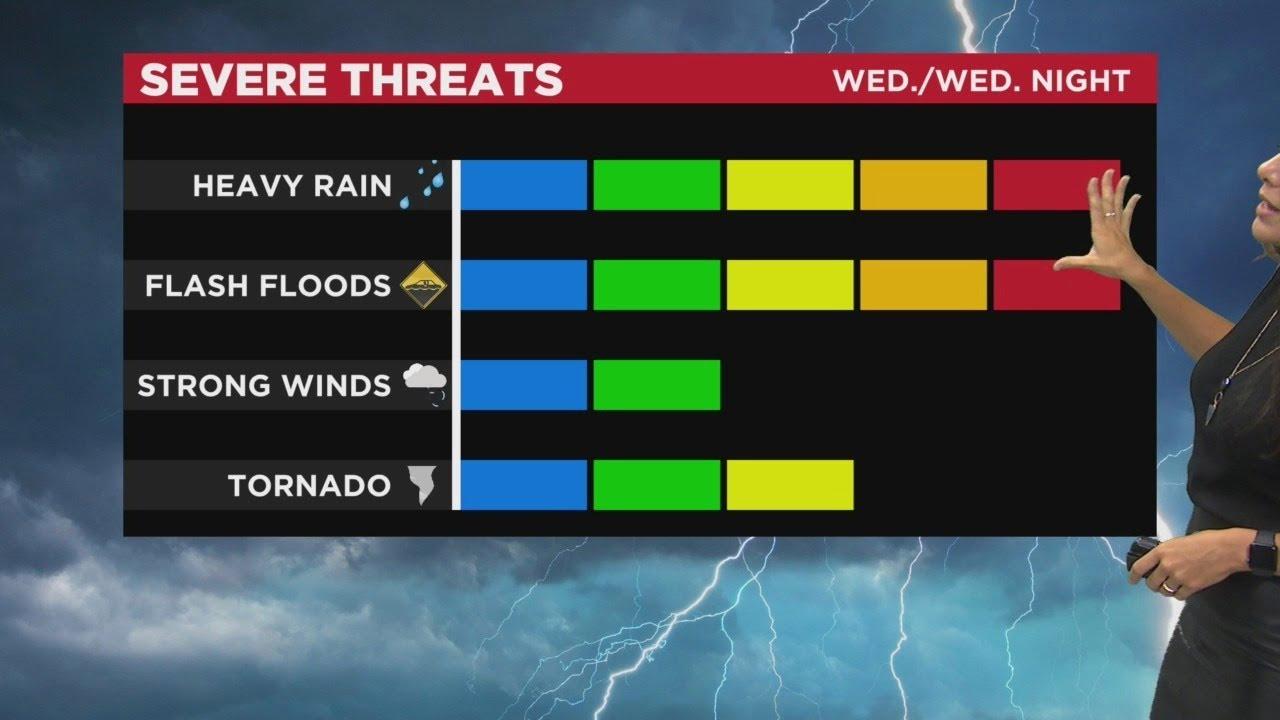 Flood warning, flash flood warning issued in Lehigh Valley (UPDATE)