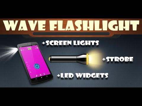 Best Flashlight App For Android: Brightest LED Torch (2018)