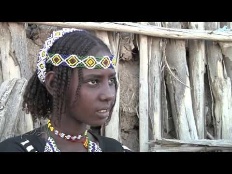 DAHRA. 11 years old, woman, Afar, stubborn...(trailer)