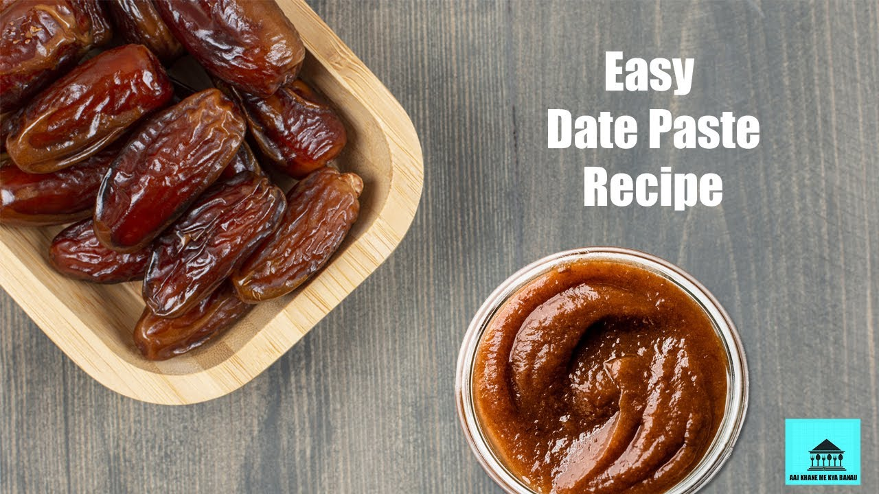 #DATES PASTE                      SHIKHA KHANDELWAL