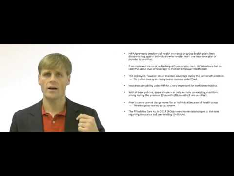 Health Insurance Portability and Accountability Act ( HIPAA)