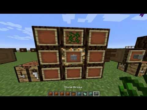 Minecraft Todos Los Crafteos De La 1.8