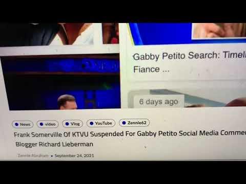KTVU Frank Somerville Suspended For Good, Not Over Gabby Petito Social Media Debate - Rich Lieberman