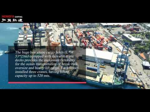 SeaWorks BV - HongFa Shipping Promotional Video