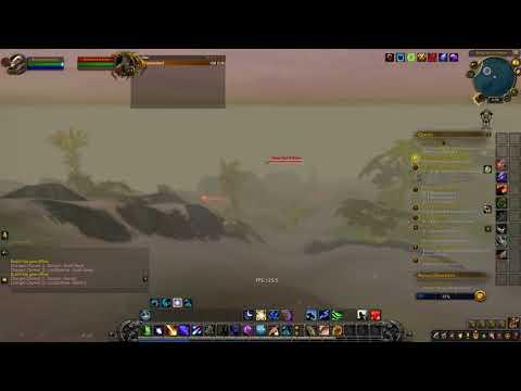 World Of Warcraft   Mysterious Deep Sea Kraken In Nazmir
