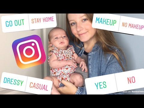 Instagram Controls Our Day   Teen Mom Vlogs