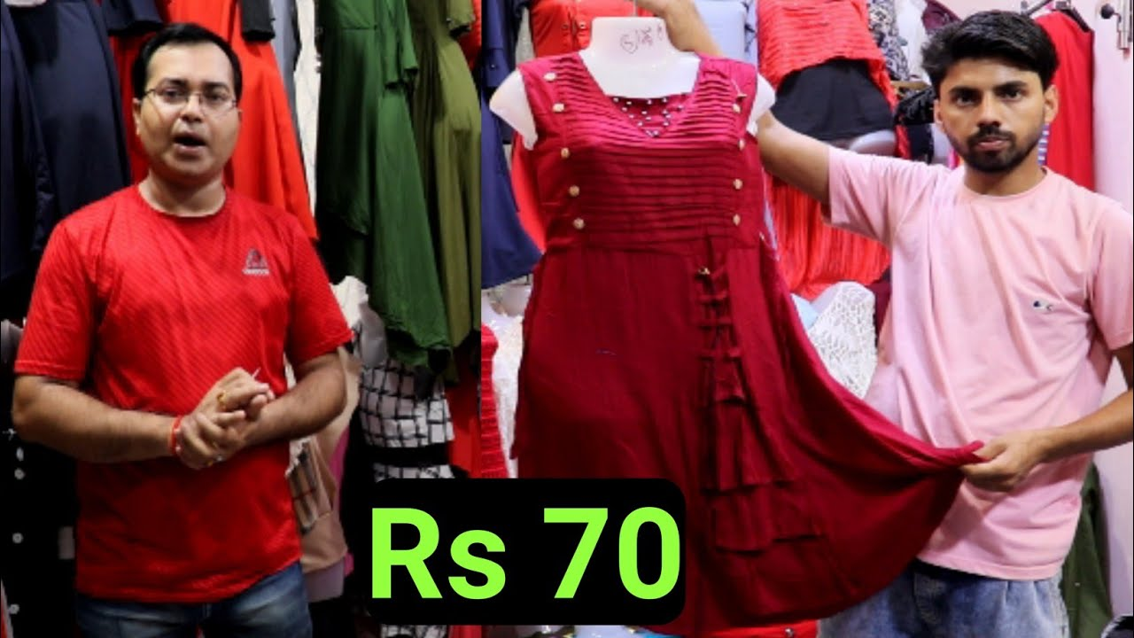Western Ladies Tops Tops Wholesale Market Delhi Girls Tops 70 Only Youtube