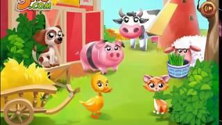 Учим животных на ферме (Fun With Farms Animals Learning)