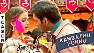 sandakozhi 2-Kambathu ponnu HD song