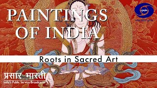 Painting of India -Roots in Sacred Art