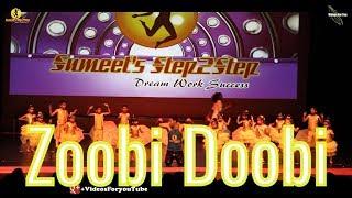 Zoobi Doobi  Dance  Stepout 2018  Sumeetstep2step  Lyrics  Song Full  mp3