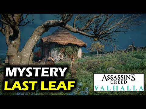 Mystery: Last Leaf | Mae- South of Alcestre Monastery | Ledecestrescire | Assassin's Creed Valhalla