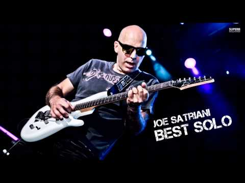 Joe Satriani Best Solo of All Time