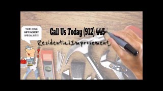 Handyman Savannah Ga -Contact Us Today (912) 445-5329 for all of your Home Repair Needs