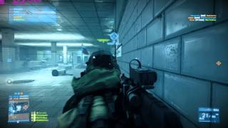 Battlefield 3 Cheaters Galore