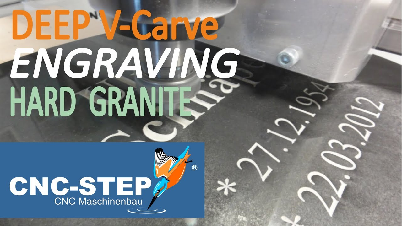 Cnc Router Granite Grave Stone Processing An