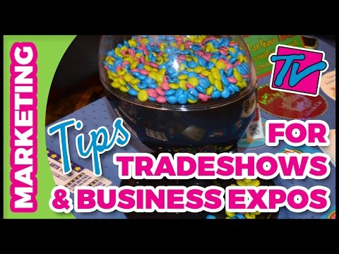 Trade Show And Expo Marketing Tips: Branding Strategies