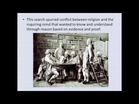 HoCaF Lecture 13 The 18th Century