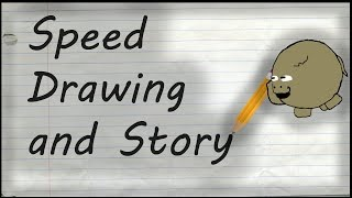 Story Time and Speed Drawing Pokemon: Misc. Mon #3