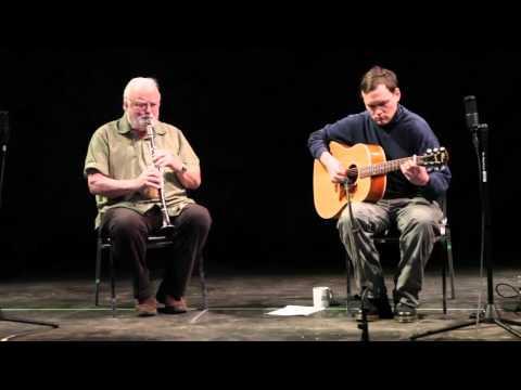 Brad Terry & Peter Herman / Jazz Clarinet & Guitar