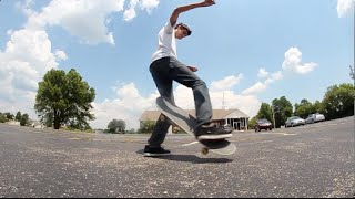 How to No Comply 180 with Sam Tabor!