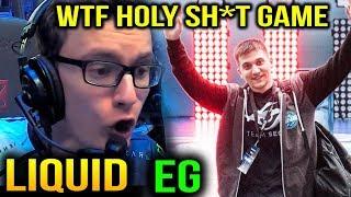 LIQUID vs EG - WTF GAME IS THIS PGL Bucharest Major 2018 Dota 2