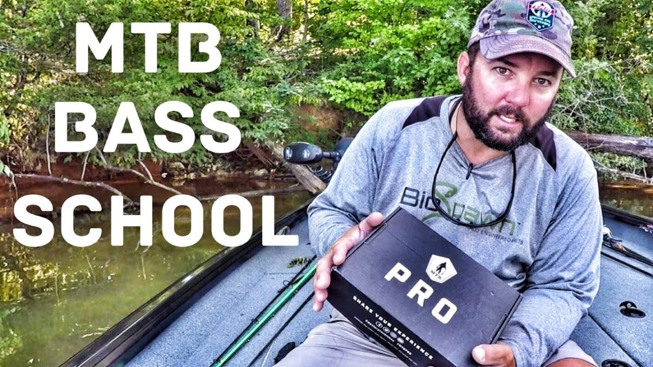 Mtb Bass Fishing School How To Fish Everything In The Box