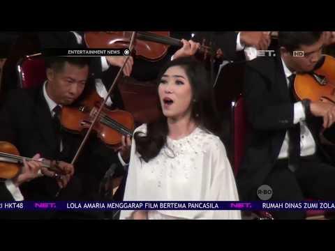 Konser Orkestras Pianis Jonathan Kuo & Isyana Sarasvati