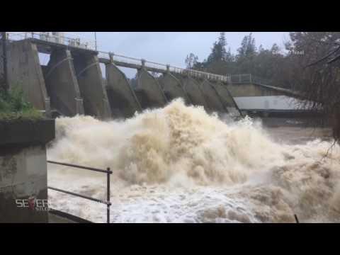 Northern California Wind Rain and Flooding...