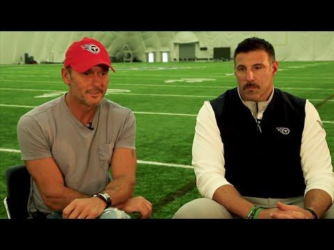 Benny - Country Music News: Tim McGraw talks NFL Draft!