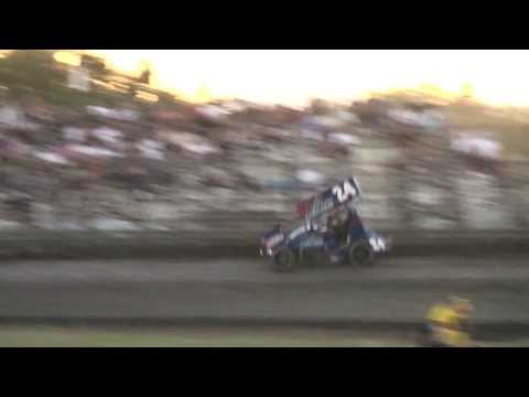 Outlaws at 60th Gold Cup - Silver Dollar Speedway
