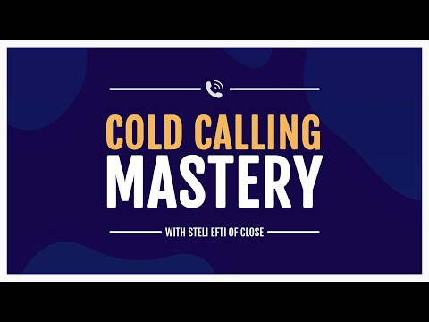 B2B Cold Calling Online Crash Course
