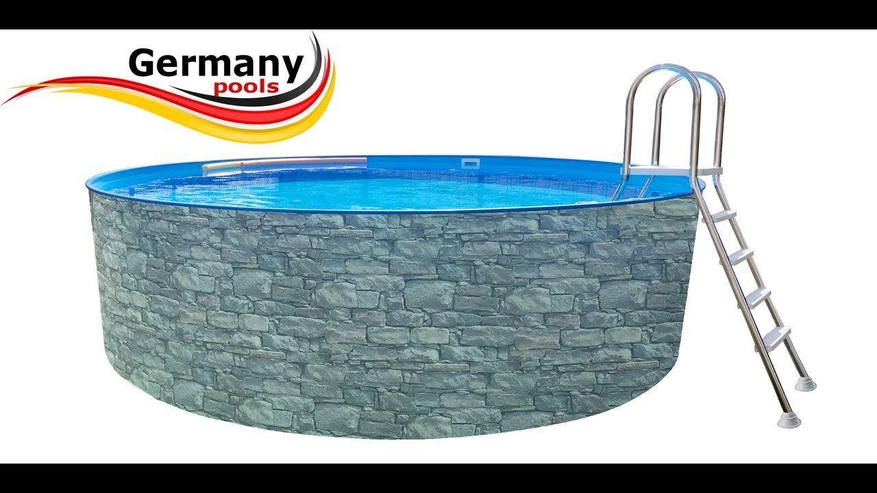 Pool Bauen Jena Germany Pools Montage