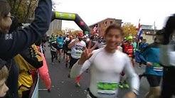 Start of the Quebec marathon
