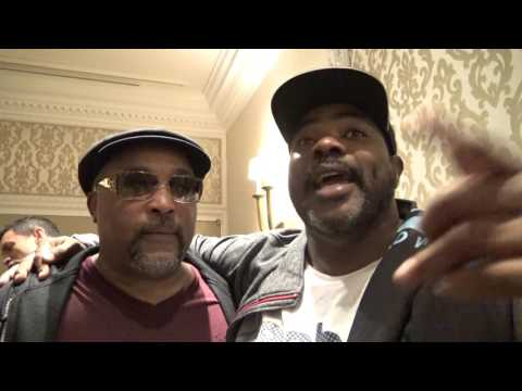 BOMAC HOW BUDDY MECGIRT HELPED HIM BEAT CHAVEZ SR. - EsNews Boxing