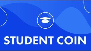 Student Coin - университетский проект, объединяющий учёных и инвесторов | ОБЗОР